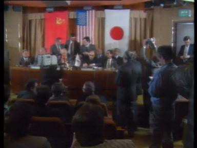 Japán-szovjet vegyesvállalati szerződés aláírása, Moszkva