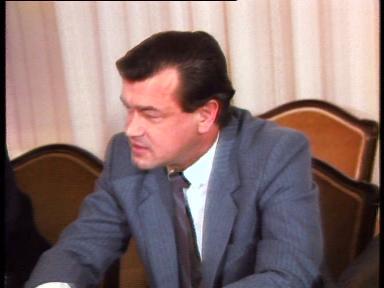 Gombocz Zoltán, kereskedelmi miniszterhelyettes