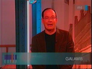 Galamb, Galambos Péter