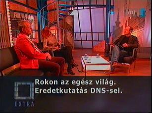 Eredetkutatás DNS-sel