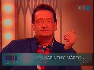 Karinthy Márton, író