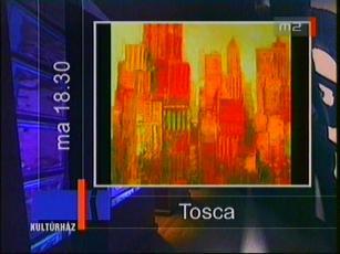 téma: Tosca