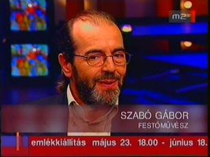 Szabó Gábor, festőművész