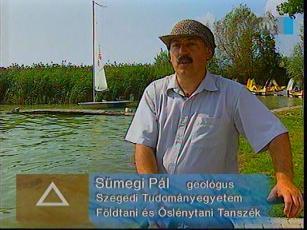 Sümegi Pál, geológus, Szegedi Tudományegyetem Földtani és Őslénytani Tanszék