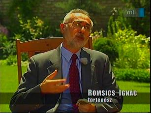 Romsics Ignác, történész
