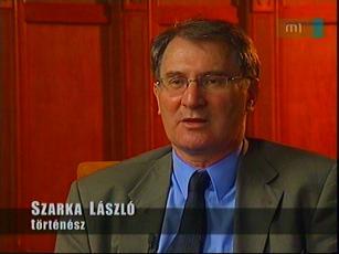 Szarka László, történész