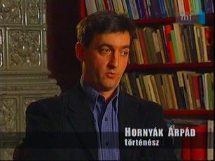 Hornyák Árpád, történész