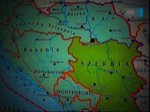 Bosznia, Szerbia, Montenegró