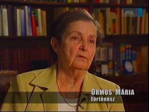 Ormos Mária, történész
