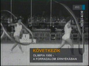 Olimpia 1956 - a forradalom árnyékában