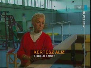 Kertész Aliz, olimpiai bajnok