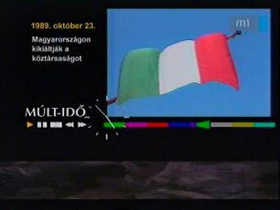 1989. október 23.: Magyarországon kikiáltják a köztársaságot