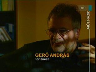 Gerő András, történész