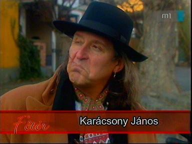 Karácsony János, zenész