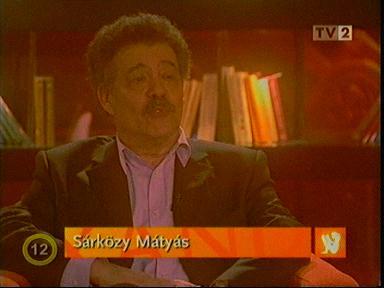 Sárközy Mátyás, [író, kritikus]