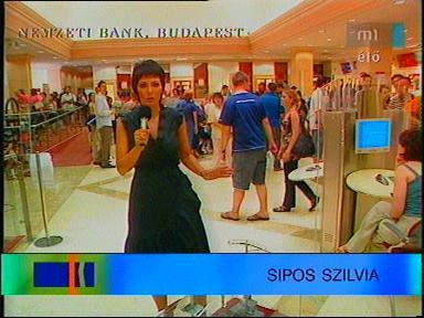 Sipos Szilvia, [tudósító - Nemzeti Bank, Budapest]