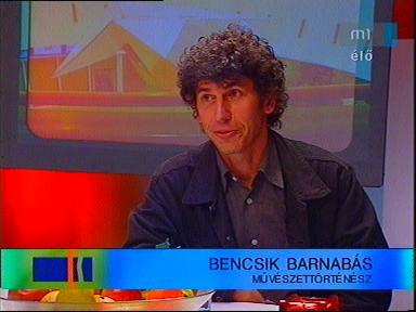Bencsik Barnabás, művészettörténész