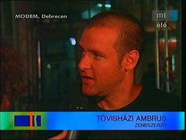 Tövisházi Ambrus, zeneszerző