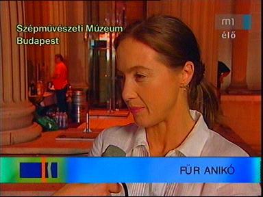 Für Anikó, [színművész]