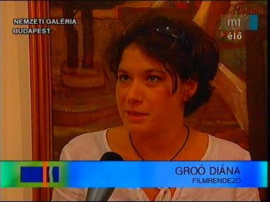 Groó Diána, filmrendező
