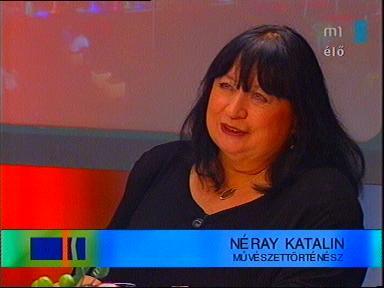 Néray Katalin, művészettörténész