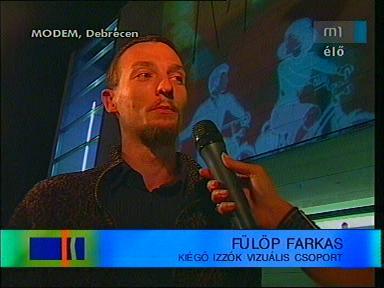 Fülöp Farkas, Kiégő Izzók Vizuális Csoport