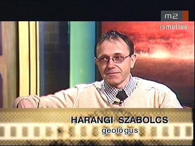 Harangi Szabolcs, geológus