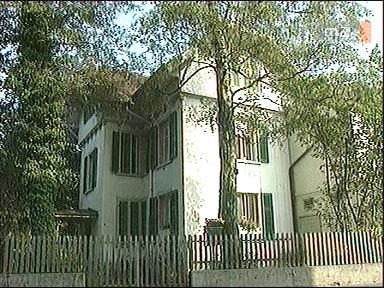 Friedrich Dürrenmatt szülőháza, Konolfingen, Svájc