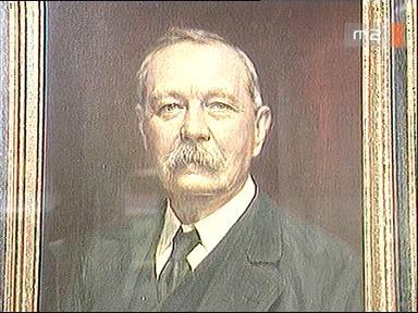 [Sir Arthur Conan Doyle]