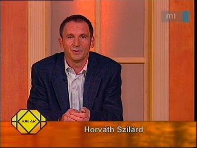 Horváth Szilárd, [műsorvezető]