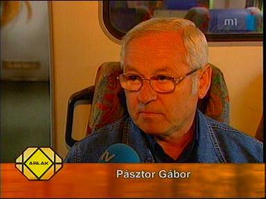 Pásztor Gábor