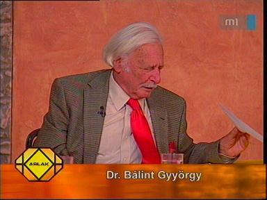 dr. Bálint György
