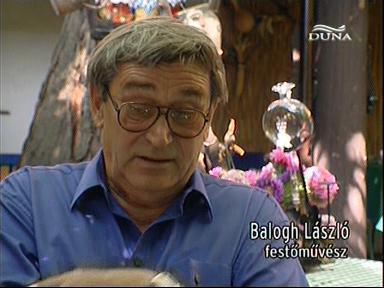 Balogh László, festőművész