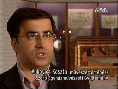 Vukovics Koszta, művészettörténész, Szerb Egyházművészeti Gyűjtemény