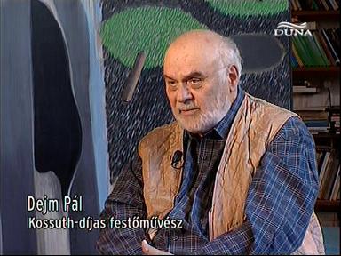 Dejm Pál, Kossuth-díjas festőművész