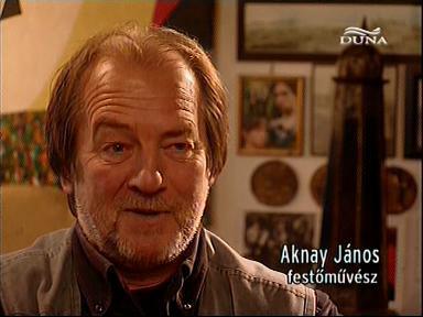 Aknay János, festőművész