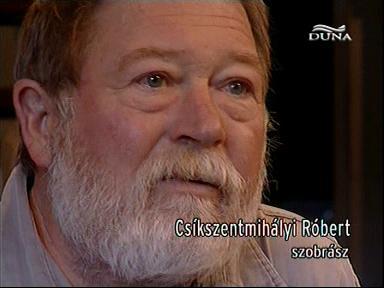 Csíkszentmihályi Róbert, szobrász