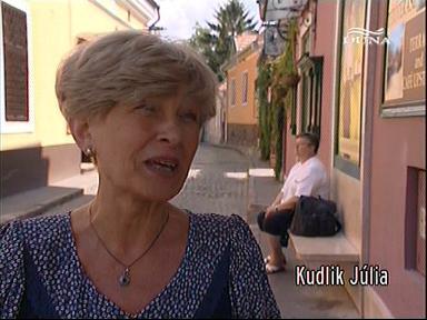 Kudlik Júlia