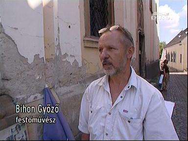 Bihon Győző, festőművész