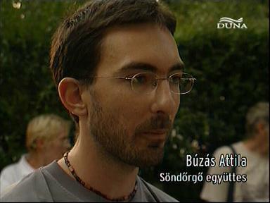 Búzás Attila, Söndörgő együttes