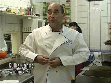 Kulka János, színművész