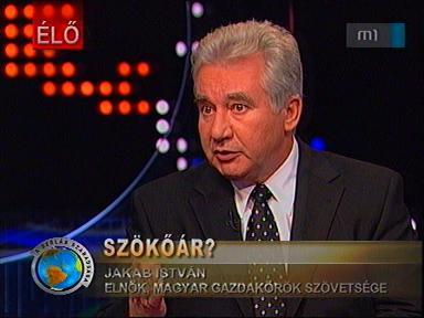 Jakab István, elnök, Magyar Gazdakörök Szövetsége