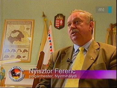 Nyiszor Ferenc, polgármester, Nyírmihálydi