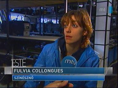 Fulvia Collongues naked 413