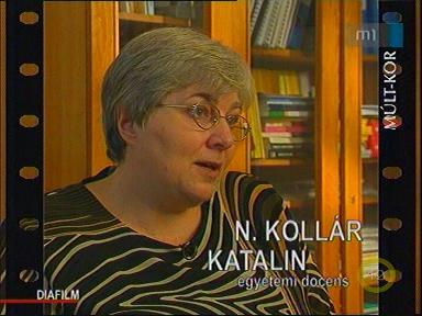 N. Kollár Katalin, egyetemi docens