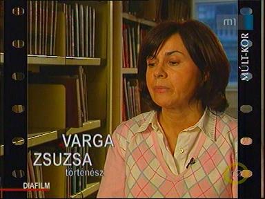 Varga Zsuzsa, történész