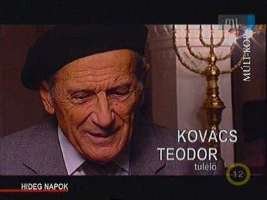 Kovács Teodor, túlélő