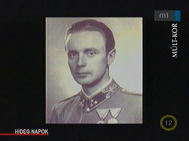 Képíró Sándor, csendőr hadnagy
