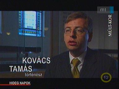 Kovács Tamás, történész