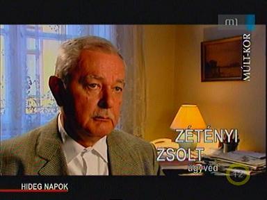 Zétényi Zsolt, ügyvéd
